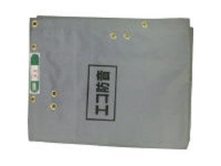 HAGIHARA/萩原工業 ECO防音シート 1.8m×3.4m グレー/ECOBOUON1834