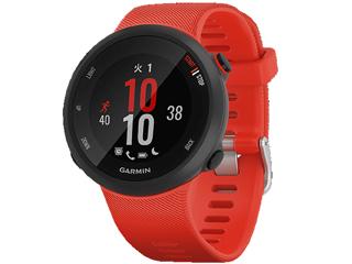 GARMIN/ガーミン ★★★ForeAthlete 45 Lava Red GPS ランニングスマートウォッチ 0100215646