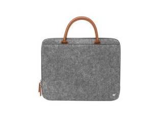 "MOZO Felt Laptop Bag 15"" Gray Surface用ケース MZSOBF15GB"