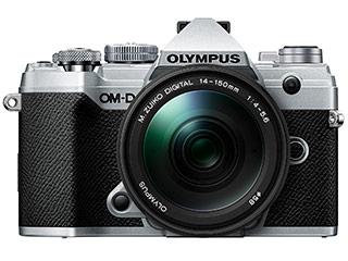 OLYMPUS/オリンパス OM-D E-M5 Mark III 14-150mm II レンズキット(シルバー) ミラーレス一眼 【お得なセットもあります!】【em5mk3】