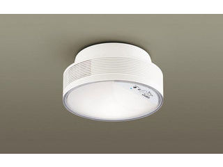 Panasonic/パナソニック LGBC55104LE1 ナノイー搭載小型LEDシーリングライト FreePa 【温白色】【明るさセンサ】【引掛シーリング】