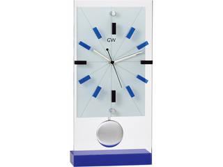 グラスワークスナルミ グラスワークスナルミ リンツ 振子時計(スタンド)   GW1000‐11075