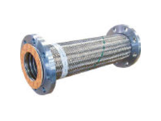 TOFLE/トーフレ フランジ無溶接型フレキ 10K SS400 150A×1000L TF231501000