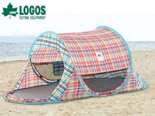 LOGOS/ロゴス ★★★71809010 チェッカー ポップフルシェルター PKSS06