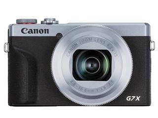 CANON/キヤノン PSG7X MARKIII SL(シルバー) PowerShot G7 X Mark III 3638C004
