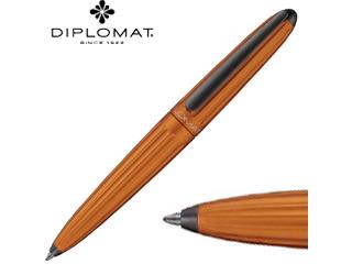DIPLOMAT/ディプロマット ボールペン■アエロ【サンセットオレンジ】■(1957235 )