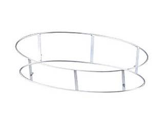UK 18-8魚皿用皿枠 30インチ用