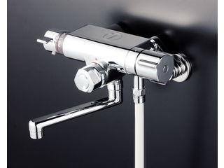 KVK/ケーブイケー 定量サーモシャワー240mmP付 KF159TR2