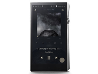 Astell&Kern AK-SP2000-SS(ステンレススチール) A&ultima SP2000 Stainless Steel エーアンドウルティマ アステルアンドケルン