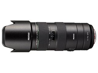 【お得なセットもあります】 PENTAX/ペンタックス HD PENTAX-D FA 70-210mmF4ED SDM WR 望遠ズームレンズ 小型軽量、高性能で自然風景から機動力を活かした撮影などに最適