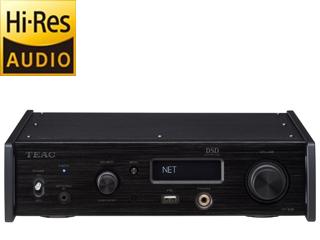 【当店はTEAC製品正規販売店です】 TEAC/ティアック NT-505-B(ブラック) USB DAC/ネットワークプレーヤー