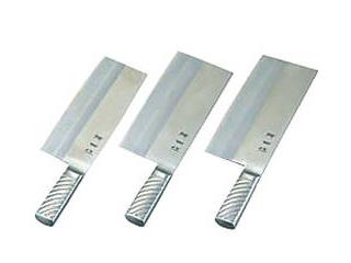 ※こちらは【EKT-6】のみの単品販売となります。 エコクリーン 神田作 共柄中華包丁 EKT-6 520g