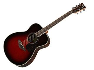 YAMAHA/ヤマハ FS-830 TBS(タバコブラウンサンバースト) アコースティックギター 【FS830TBS】 【YMHAG】【YMHFS】【ソフトケース付き】[【RPS160415】