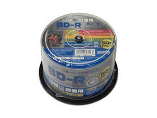 HIDISC 6個セット HIDISC BD-R 1回録画 6倍速 25GB 50枚 スピンドルケース HDBDR130RP50X6