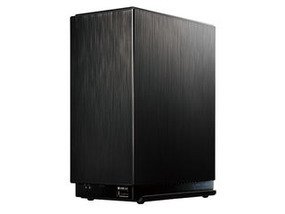 I・O DATA/アイ・オー・データ デュアルコアCPU搭載ネットワークハードディスク 2ドライブ高速NAS 2TB HDL2-AA2