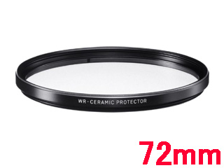 SIGMA/シグマ 【納期未定】SIGMA WR CERAMIC PROTECTOR 72mm