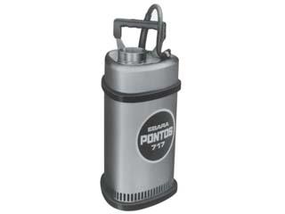EBARA/荏原製作所 【代引不可】P7176.4S PONTOS P717型 ステンレス製水中ポンプ