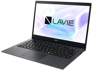 NEC 13.3型ノートPC LAVIE Smart PM (i7/8GBメモリ/256GB SSD/Officeなし) PC-SN1863ZAF-1 メテオグレー 単品購入のみ可(取引先倉庫からの出荷のため) クレジットカード決済 代金引換決済のみ