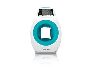 テルモ アームイン(腕挿入式)電子血圧計P2020 通信機能付き