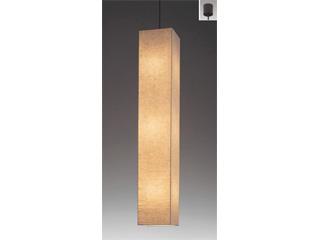 ENDO/遠藤照明 ERP7118NA 和風ペンダントライト 美濃和紙 【電球色】ランプ付
