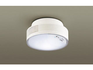 Panasonic/パナソニック LGBC55110LE1 ナノイー搭載小型LEDシーリングライト FreePa 【昼白色】【明るさセンサ】【引掛シーリング】
