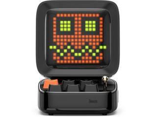 FOX ブルートゥーススピーカー Divoom - DITOO ブラック 90100058122 Bluetooth対応