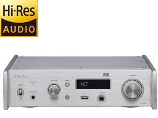 【当店はTEAC製品正規販売店です】 TEAC ティアック NT-505-S(シルバー) USB DAC/ネットワークプレーヤー