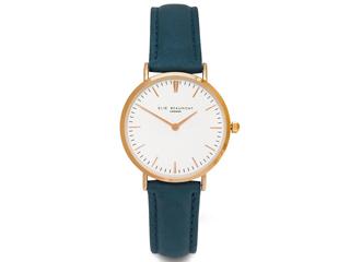 ELIE BEAUMONT/エリー ビューモント EB805L4 Oxford Small 腕時計【ブルー】 時計 インポート ロンドン イギリス オシャレ お洒落 ウォッチ 仕事