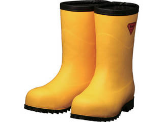 SHIBATA/シバタ工業 防寒安全長靴 セーフティベアー#1011白熊(フード無し) 25.0cm AC101-25.0