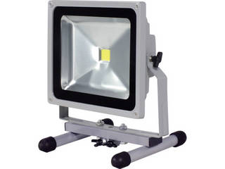 NICHIDO/日動工業 LED作業灯 50W 床スタンド式 LPR-S50MSH-3ME