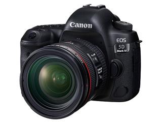 CANON/キヤノン EOS 5D Mark IV(WG)・EF24-70L IS USM レンズキット  1483C017
