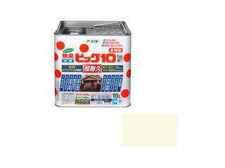 ASAHIPEN/アサヒペン 水性ビッグ10多用途 10L 212アイボリー