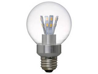 YAZAWA YAZAWA 【10個セット】 G70ボール形LED電球5W電球色 LDG5LG70X10