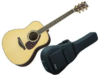 YAMAHA/ヤマハ LL16D ARE 【ナチュラル】 アコースティックギター 【ケース付属】