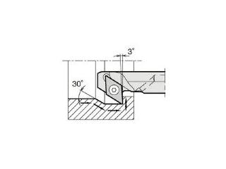 KYOCERA/京セラ 内径加工用ホルダ A20R-SDZCR11-27AE