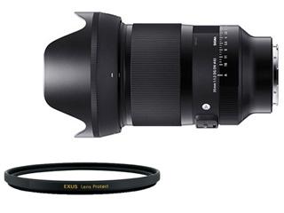 SIGMA/シグマ 35mm F1.2 DG DN Art ソニー E マウント用+EXUSレンズ保護フィルターセット