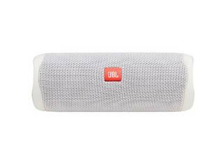 JBL ジェイビーエル ポータブル ウォータープルーフ スピーカー ホワイト JBLFLIP5WHT Bluetooth対応 /防水