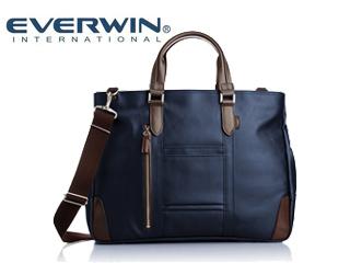 EVERWIN/エバウィン 21598 フィレンツェ メンズ キャンバスビジネスバッグ