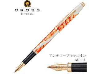 CROSS/クロス 万年筆 【アンテロープキャニオン M/中字】 ワンダーラスト(NAT0756-3MF)