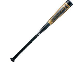 ZETT(ゼット) 一般軟式FRP製バット BLACKCANNON ST(ブラックキャノン ST) 84cm690g平均 カラー:ブラック
