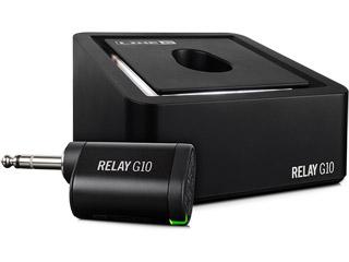 LINE6/ラインシックス Relay G10 デジタル・ギターワイヤレス・システム (RelayG10)