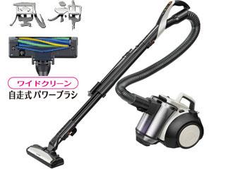 【nightsale】 MITSUBISHI/三菱 TC-ZXG30P-W サイクロン式プレミアム掃除機 風神 (シルキーホワイト)
