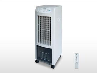 【在庫限り!ご購入はお早めに!】 TEKNOS/テクノス TCI-007 テクノイオン搭載リモコン冷風扇風機 (ホワイト)