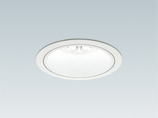 ENDO/遠藤照明 ERD2751W ベースダウンライト 白コーン【中角配光】【温白色】【位相制御】【Rs-7】