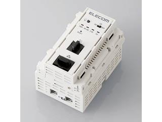最新規格の11acに対応し、5GHz・2.4GHz帯を同時に通信可能な、法人向けマルチメディアコンセント対応AC受電11ac無線AP。 ELECOM/エレコム 納期未定 法人向けマルチメディアコンセント対応無線AP/11ac/733Mbps/AC給電 WAB-S733IW-AC