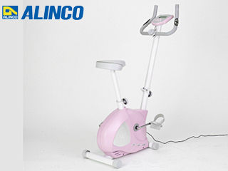 ALINCO/アルインコ AFB6114 プログラムバイク6114 メーカー直送品のため【単品購入のみ】【クレジット払いのみ】 【北海道・沖縄・離島不可】【時間指定不可】商品になります。
