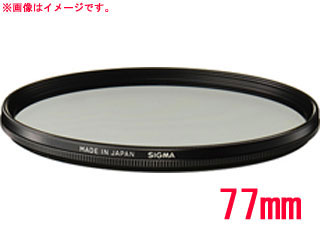 SIGMA/シグマ SIGMA WR CIRCULAR PL FILTER 超薄枠タイプ 77mm