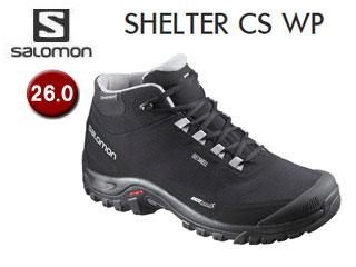 SALOMON/サロモン L37281100 SHELTER CS WP ウィンターシューズ メンズ 【26.0】