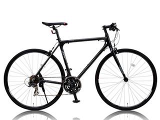 CANOVER/カノーバー CAC-021 VENUS(ビーナス) クロスバイク 【700c】 (ブラック) メーカー直送品のため【単品購入のみ】【クレジット決済のみ】 【北海道・沖縄・離島不可】【日時指定不可】商品になります。