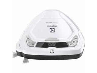 【nightsale】 Electrolux/エレクトロラックス ERV5210IW ロボットクリーナー 「モーションセンス」 アイスホワイト